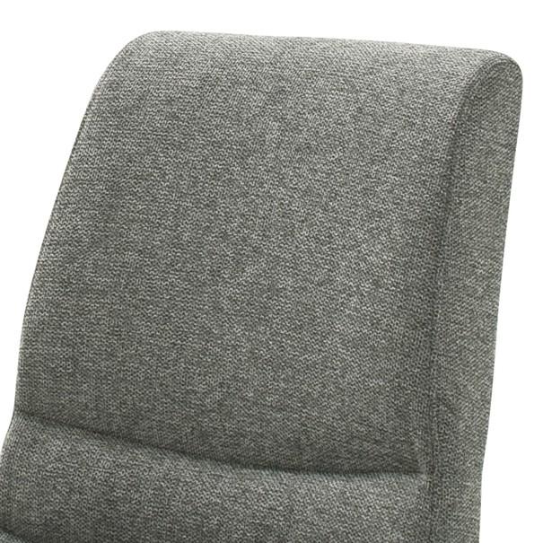 Jedálenská stolička SADIE 2 sivá 4