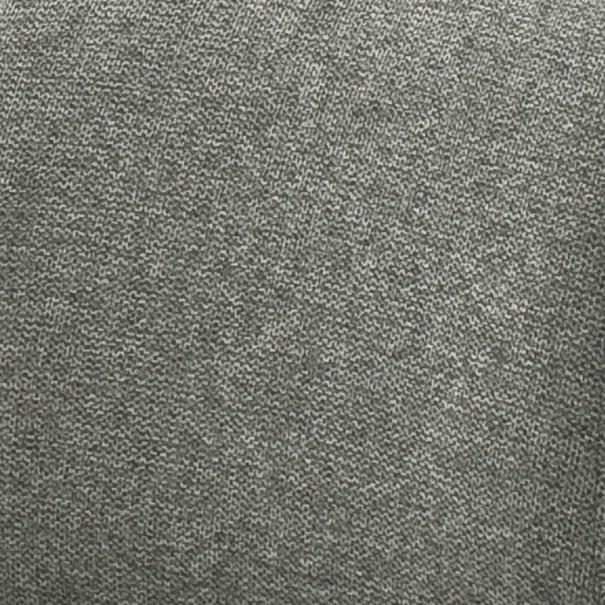 Jedálenská stolička SADIE 2 sivá 6