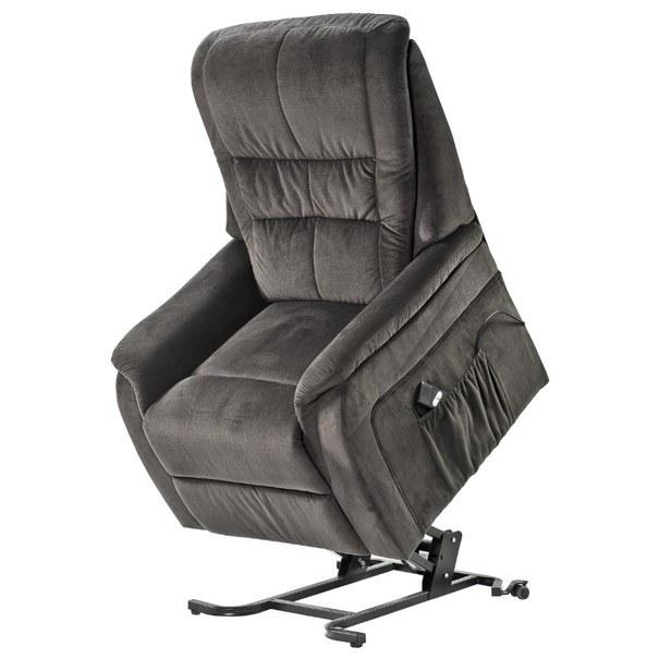 Relaxační křeslo SELM černá 3