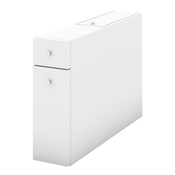 Koupelnová skříňka SMART bílá 1