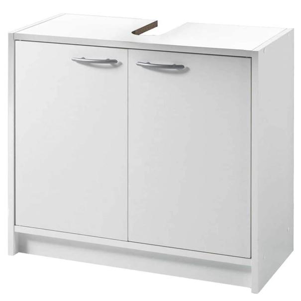 Umývadlová skrinka SMASH biela 1