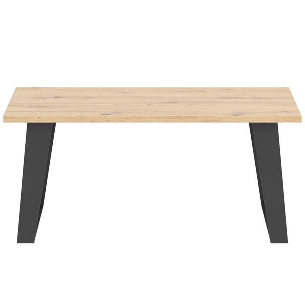 Konferenční stolek SOFT LT15 dub artisan/černá 3