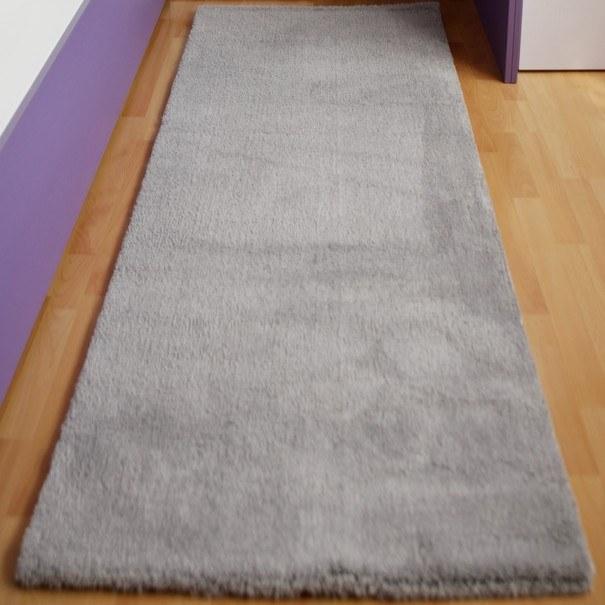 Koberec SOFT PLUS šedá, 120x170 cm 2