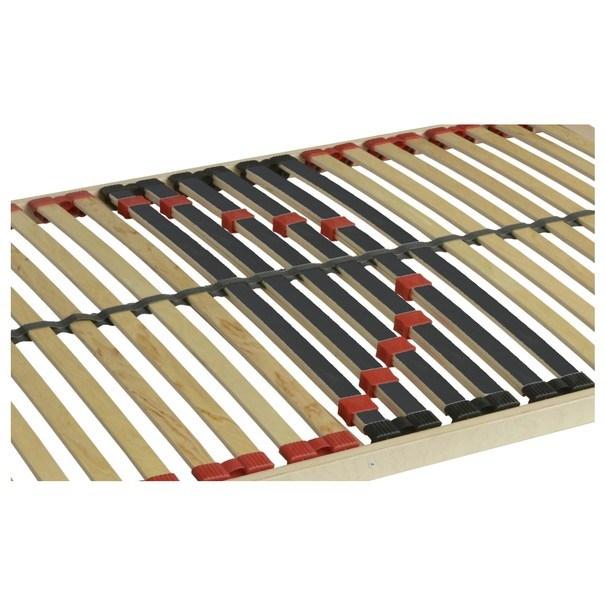 Pevný lamelový rošt  SOGNO S T5 90x200 cm 2