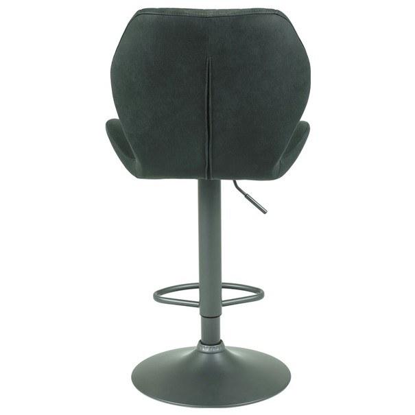Barová židle SONJA H antracitová 4