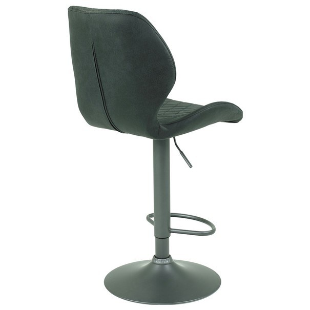 Barová židle SONJA H antracitová 5