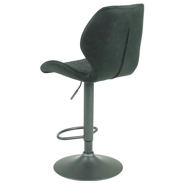 Barová židle SONJA H antracitová 6