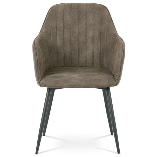 Jídelní židle SONJA hnědá 2