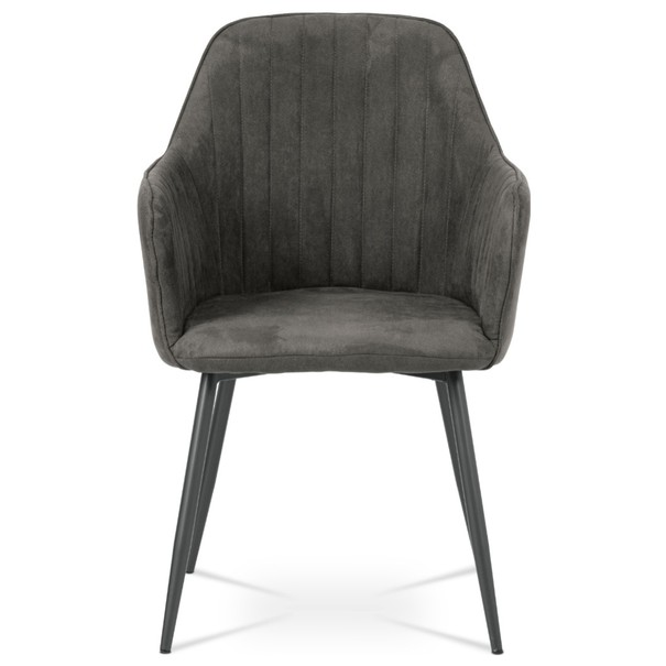 Jedálenská stolička SONJA sivá 2