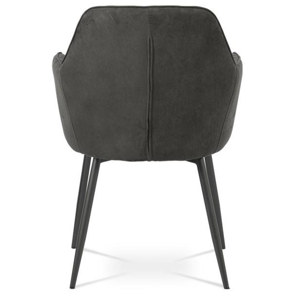 Jídelní židle SONJA šedá 6