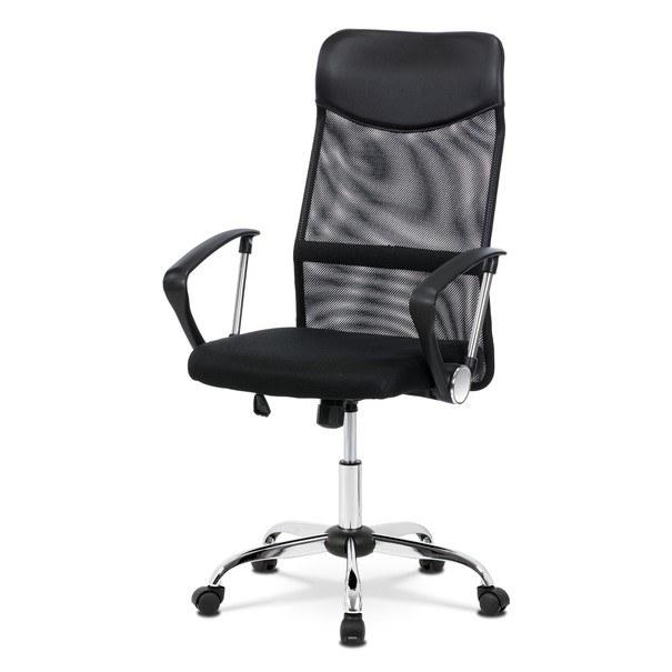 Sconto Kancelárska stolička SPENCER čierna.