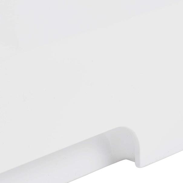 Závěsná skříňka SPICE bílá vysoký lesk 4