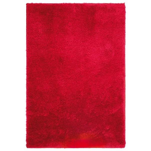 Sconto Koberec SPRING červená, 60x110 cm - nábytek SCONTO nábytek.cz