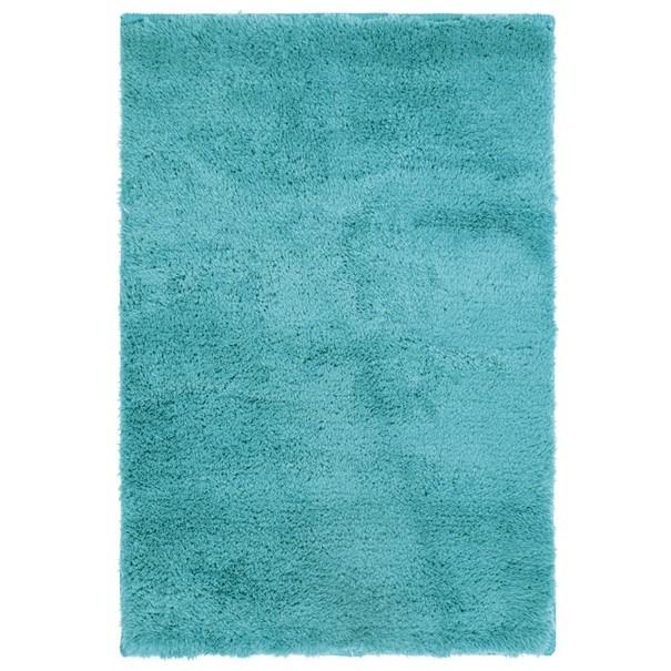 Sconto Koberec SPRING modrá, 120x170 cm - nábytek SCONTO nábytek.cz