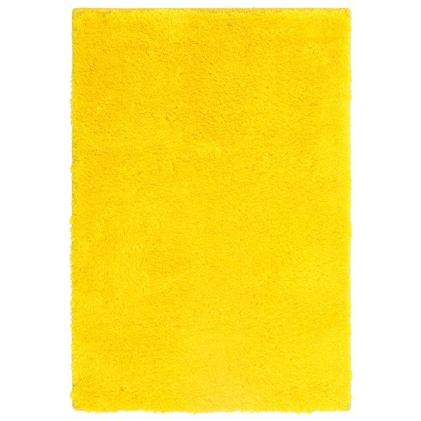 Sconto Koberec SPRING žlutá, 160x230 cm - nábytek SCONTO nábytek.cz