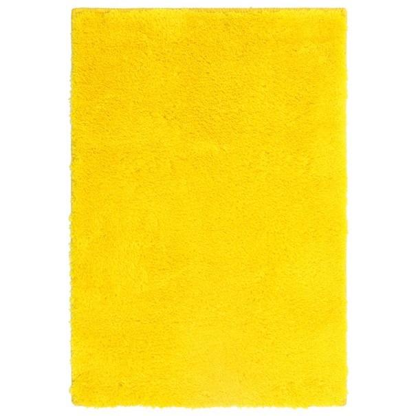 Sconto Koberec SPRING žlutá, 120x170 cm - nábytek SCONTO nábytek.cz