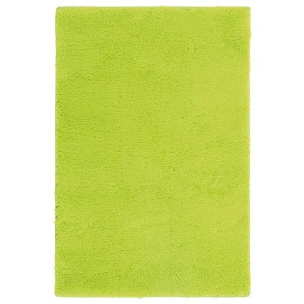 Sconto Koberec SPRING zelená, 80x150 cm - nábytek SCONTO nábytek.cz
