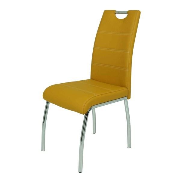 Jídelní židle SUSI S žlutá 1