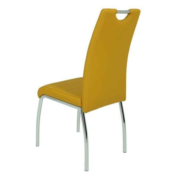 Jídelní židle SUSI S žlutá 2