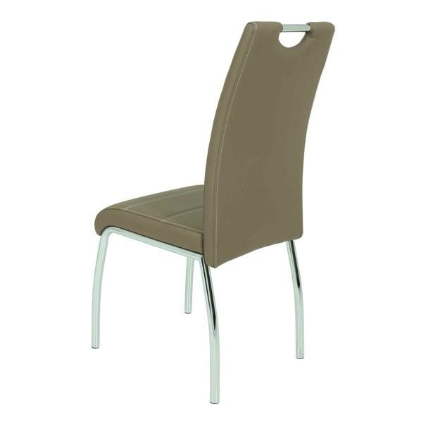 Jedálenská stolička SUSI S hnedá 3
