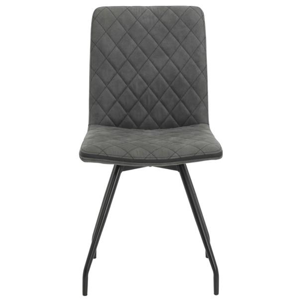 Jídelní židle TATJANA I S antracitová 2