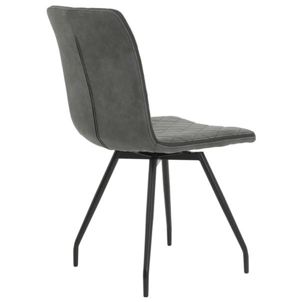 Jídelní židle TATJANA I S antracitová 5