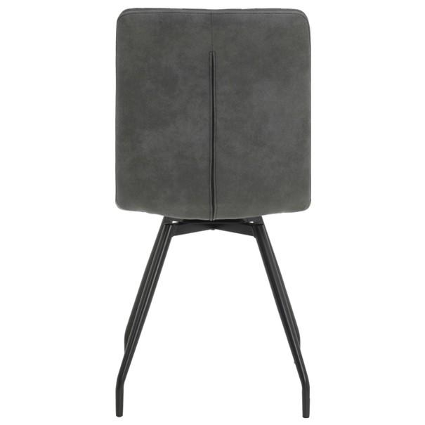 Jídelní židle TATJANA I S antracitová 6