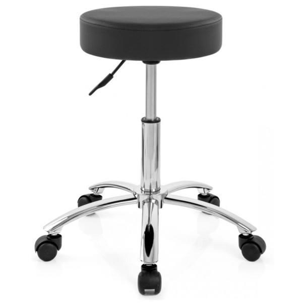 Kancelárska stolička  TENDER čierna 1