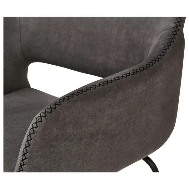 Jídelní židle     TILL šedá 6