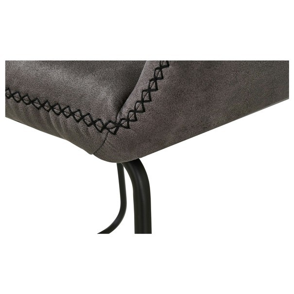 Jídelní židle     TILL šedá 7