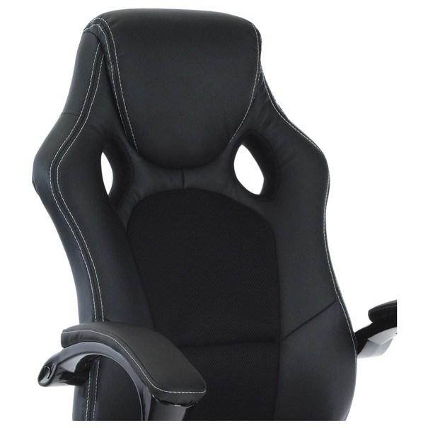Kancelářská židle TIMO černá 8