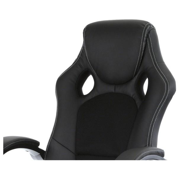 Kancelářská židle TIMO černá 9