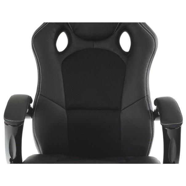 Kancelářská židle TIMO černá 11