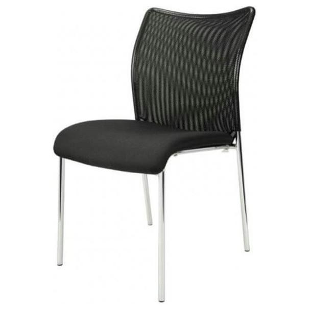 Sconto Konferenční židle TNT černá - nábytek SCONTO nábytek.cz