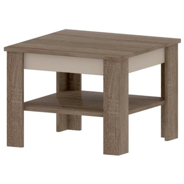 Konferenční stolek  TORINO TK5 dub truffel/šampaň 1