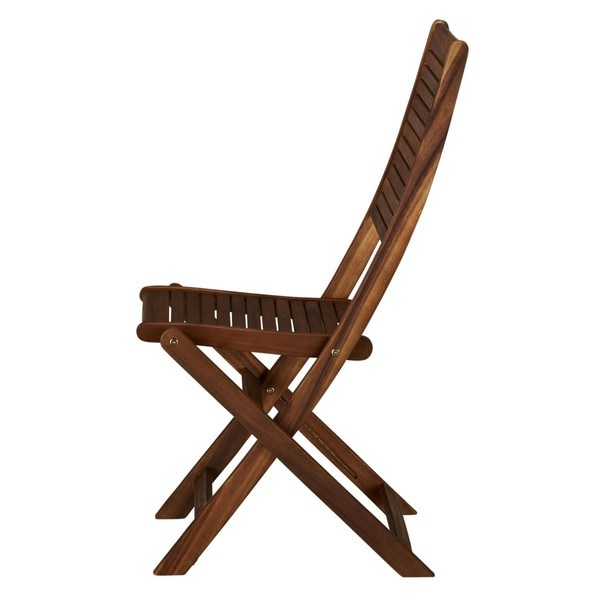 Zahradní židle  TOULON akácie 4