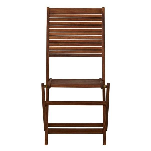 Zahradní židle  TOULON akácie 5