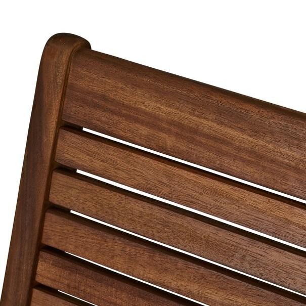 Zahradní židle  TOULON akácie 7