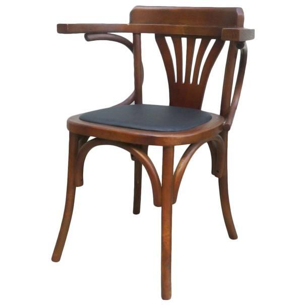 Jedálenská stolička TYRION orech 1