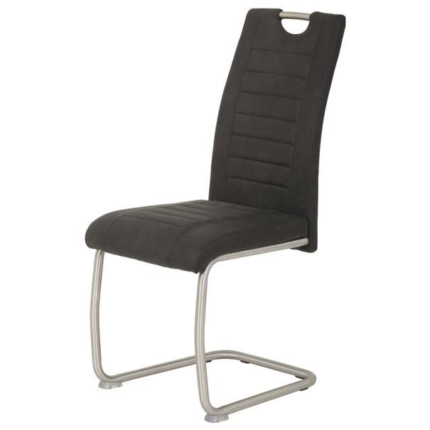 Jídelní židle ULLA S antracitová 1