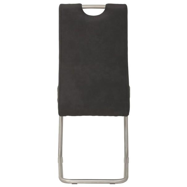 Jídelní židle ULLA S antracitová 5