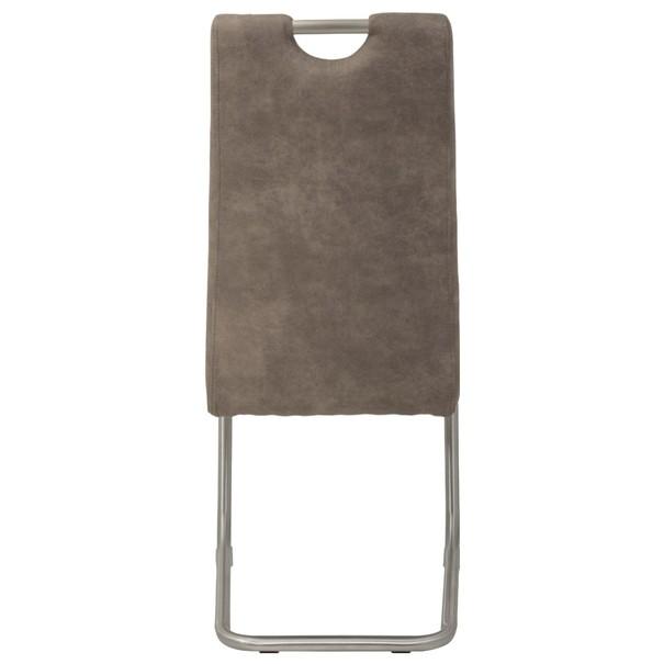Jídelní židle ULLA S vintage bahno 5