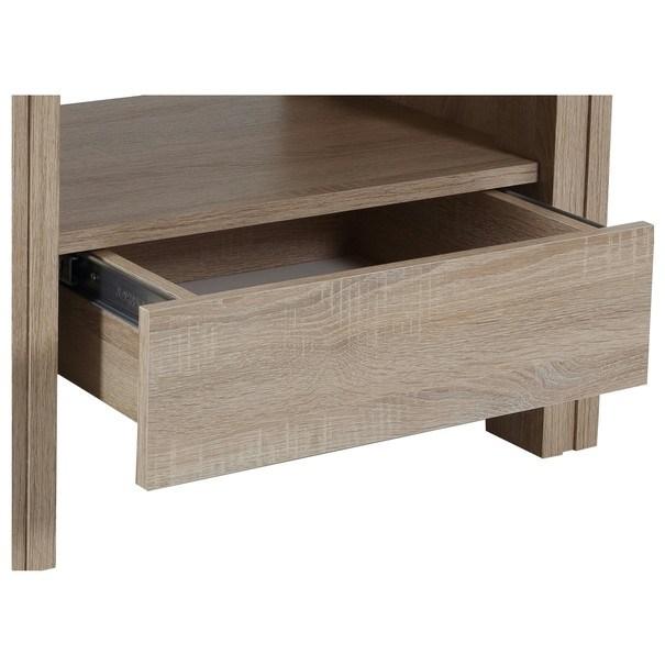 Konferenční stolek ULLI dub sonoma 2