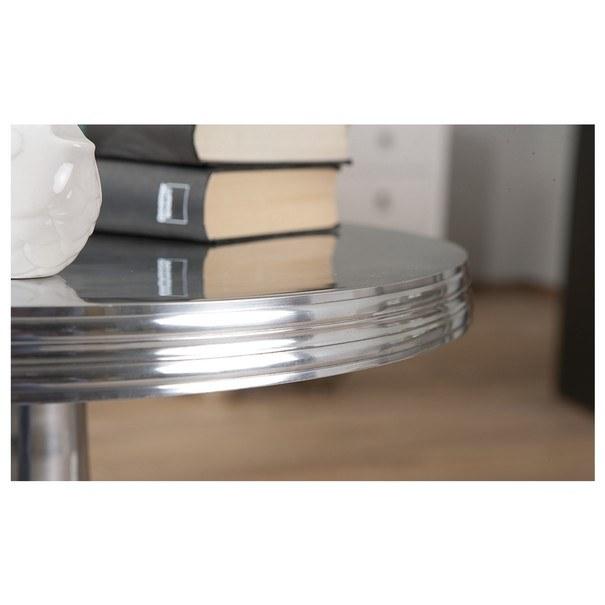 Přístavný stolek UNIQUE hliník 7