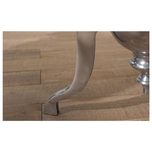 Přístavný stolek UNIQUE hliník 10