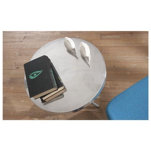Přístavný stolek UNIQUE hliník 13