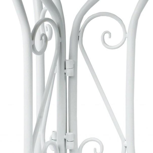 Zahradní stolek US 1000 bílá,mozaika 5