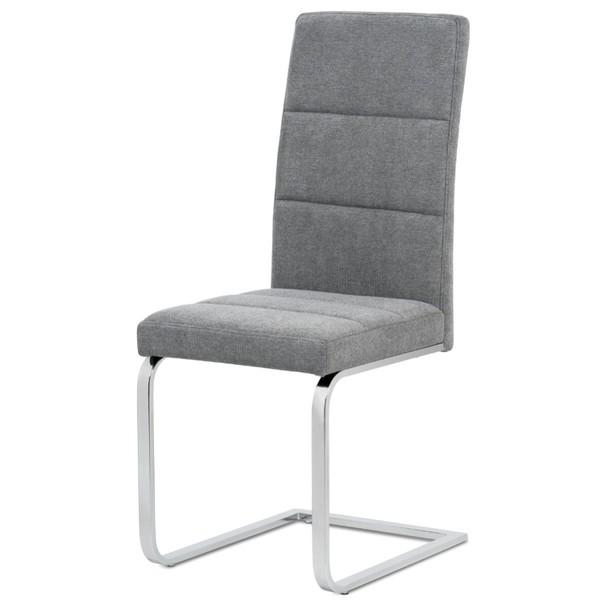 Jídelní židle VIENNA šedá 1