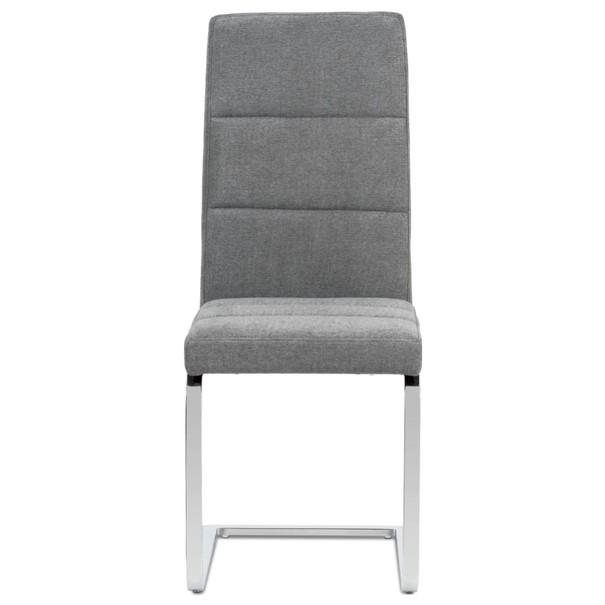 Jídelní židle VIENNA šedá 3