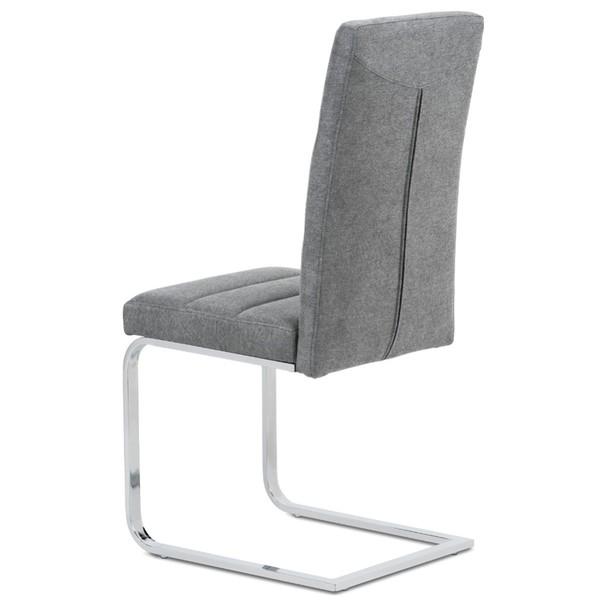 Jídelní židle VIENNA šedá 4